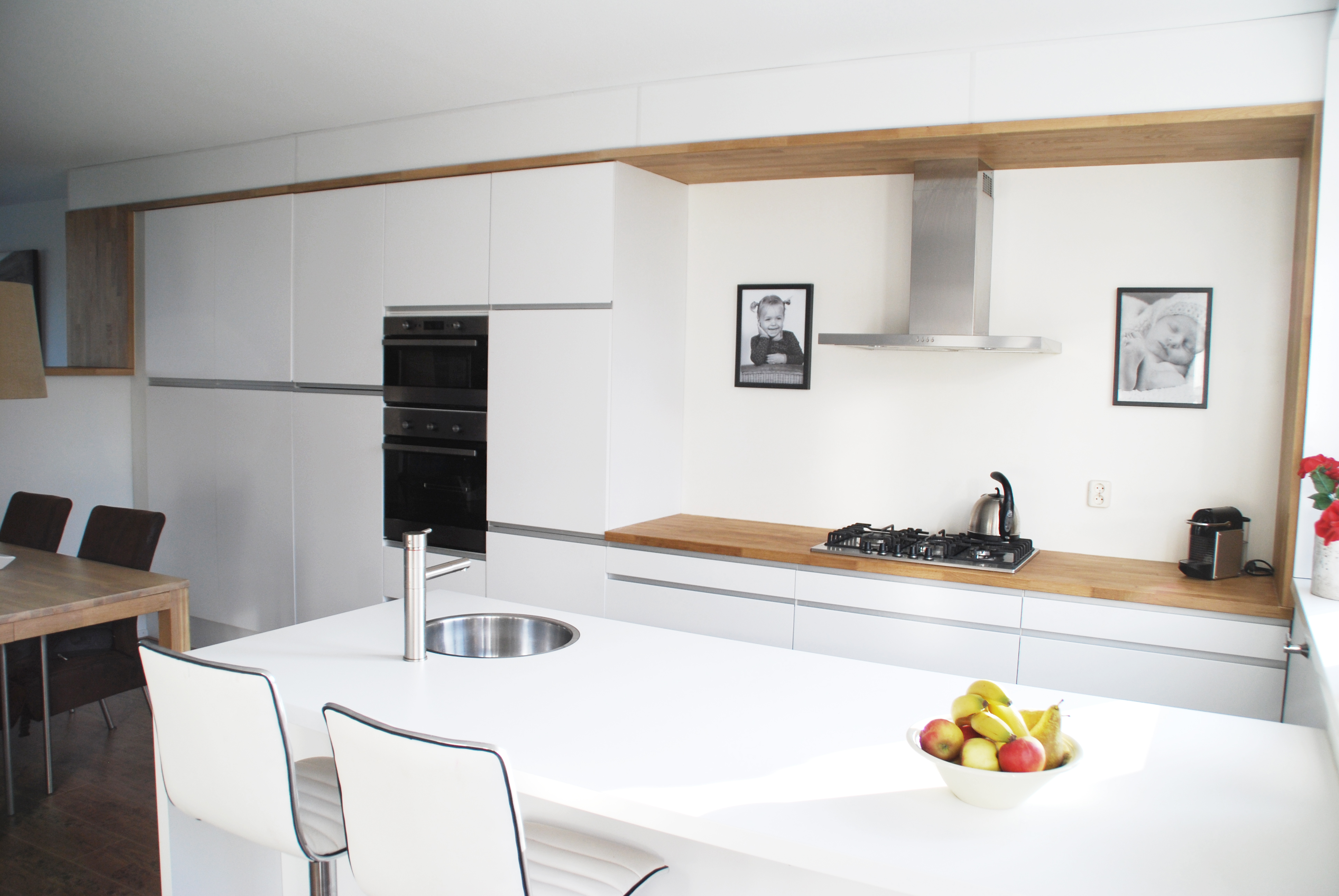 Minimalistische keuken - Keukenontwerp ...